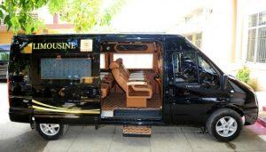 sapa luxury limousine bus
